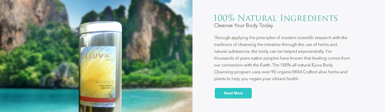 Ejuva- Colon Cleansing & Rejuvenation System – Herbal Products